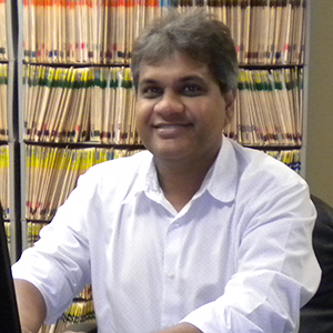 Tushar - Office Manager