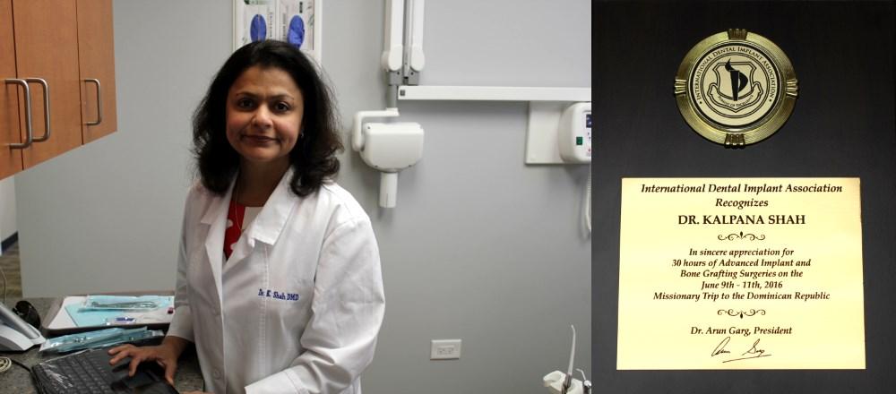 Primary Family Dental, Dentist in Joliet, Dr. Kalpana Shah