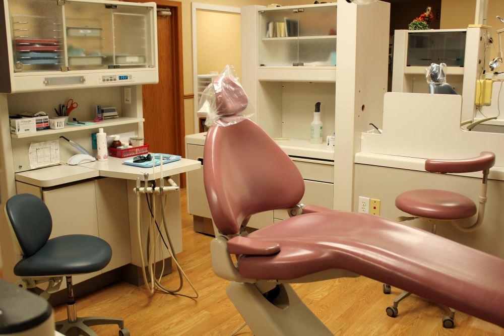 Plano Family Dental, Dentist in Plano, treatment room