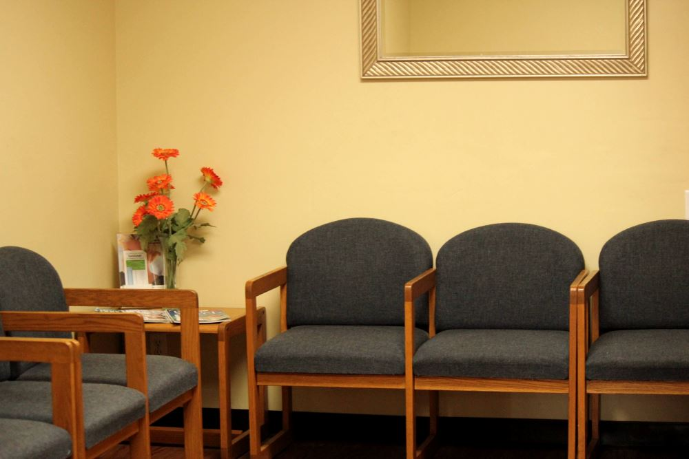 Plano Family Dental, Dentist in Plano, Waiting Room